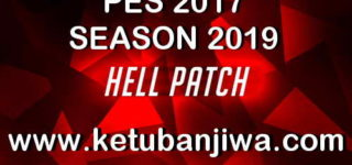 PES 2017 Hell Patch 1.00 Season 2019