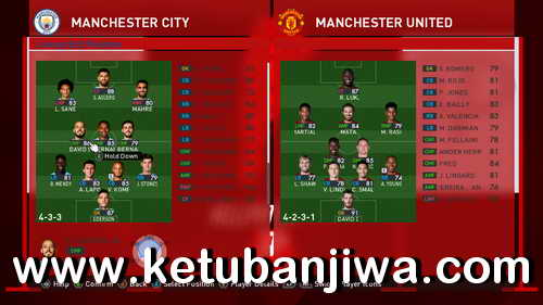 PES 2017 Hell Patch 1.00 Season 2019 For PC Ketuban Jiwa SS2
