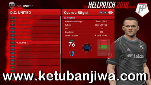 PES 2017 Hell Patch 1.00 Season 2019 For PC Ketuban Jiwa SS3