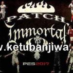 PES 2017 Immortal Patch 2.0 AIO Season 2019