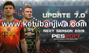 PES 2017 Next Season Patch 2019 Update 7.0 by Micano4u Ketuban Jiwa