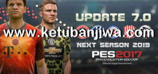 PES 2017 Next Season Patch 2019 Update 7.0