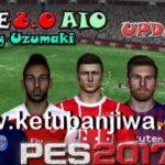 PES 2017 PTE 8.0 AIO Unofficial Season 2019