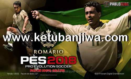 PES 2018 Classic Patch For PC by Pablotube Ketuban Jiwa