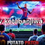 PES 2018 PS3 Potato Patch 7.1 Update Season 2019