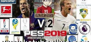 PES 2019 PS4 FaldoPES Option File v2 AIO