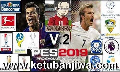 PES 2019 FaldoPES Option File v2 AIO For PS4 Ketuban Jiwa