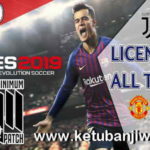 PES 2019 Mobile Android Minimum Patch 3.0.0 AIO