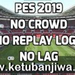 PES 2019 New Graphic Mod No Lag