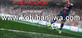 PES 2019 Option File 27/12/2018 For PTE 3.1 by Sofyan Andri