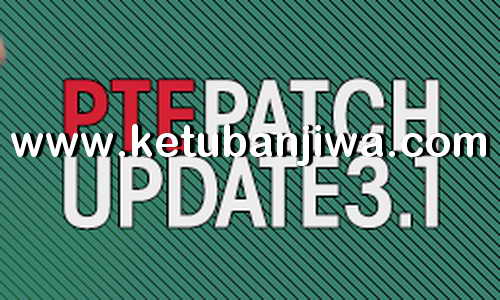 PES 2019 PTE Patch v3.1 Update + Player Skin Fix Ketuban Jiwa