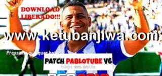 PES 2019 Pablotube Patch v6 Update 1