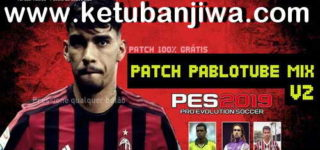 PES 2019 Patch Pablotube Mix v2