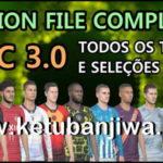 PES 2019 PS4 Pes Vício BR Option File DLC 3.0 AIO