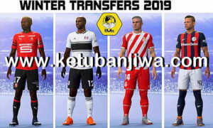 FIFA 19 Squad Update Winter Transfer 16 January 2019 For Original + CPY Crack Version by IMS Ketuban Jiwa