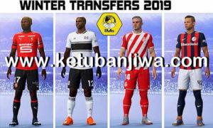 FIFA 19 Squad Update Winter Transfer 16 January 2019 For Original + CPY Crack Version by IMS Ketuban Jiwa