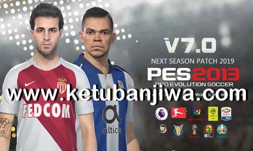 PES 2013 Next Season Patch 2019 Update v7.0 by Micano4u Ketuban Jiwa