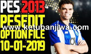 PES 2013 Option File Winter Transfer 10 January 2019 by Minosta4u Ketuban JIwa
