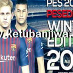 PES 2013 PESEdit 13.3 Patch Update Winter Season 2019
