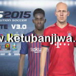 PES 2015 Next Season Patch 2019 Update 3.0