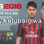 PES 2016 Next Season Patch 2019 Update 3.0 AIO