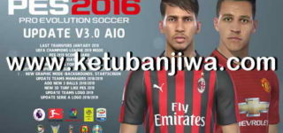 PES 2016 Next Season Patch 2019 Update 3.0 AIO