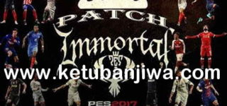 PES 2017 Immortal Patch 2.4 Update Season 2019