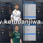 PES 2017 Option File For PTE 6.1 Update 20/01/2019