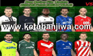 PES 2017 Option File v5 Update 19 January 2019 For SMoKE EXECO 9.9.3 by EsLam Ketuban Jiwa