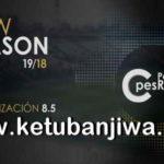 PES 2018 XBOX360 C-PesReal Patch 8.5 AIO Season 2019