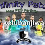 PES 2018 XBOX360 Infinity Patch AIO + New Update Season 2019