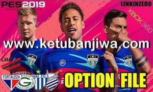 PES 2018 LinkinZero Patch Season 2019 For XBOX 360 Ketuban Jiwa