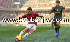 PES 2019 Evo Game Play Patch For PC by Incas36 Ketuban Jiwa