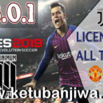 PES 2019 Mobile Android Minimum Patch 3.0.1 AIO