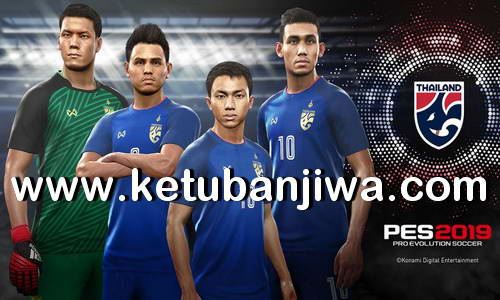 PES 2019 MyPES Patch v3.0 For PC Keuban Jiwa