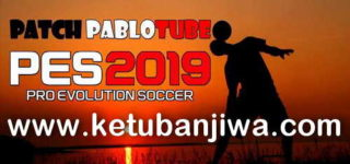 PES 2019 PabloTube Patch Revolution AIO