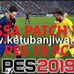 PES 2019 Sassa Patch v4 AIO Single Link