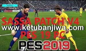 PES 2019 Sassa Patch v4 AIO For PC Ketuban Jiwa