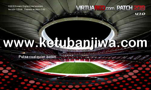 PES 2019 VirtuaRed Patch 1.0 For PC Ketuban Jiwa