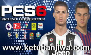 PES 6 Pro Team Patch Season 2019 by Micano4u Ketuban Jiwa