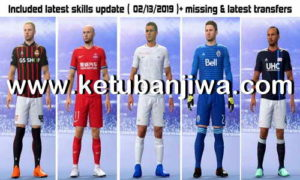 FIFA 19 Squad Update 13 February 2019 Original + Crack by IMS Ketuban Jiwa