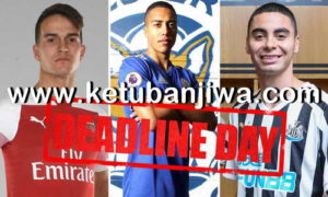 FIFA 19 Squad Update Deadline Day Winter Transfer 01 February 2019 by IMS Ketuban Jiwa