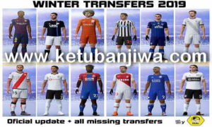 FIFA 19 Squad Update Missing Winter Transfer 04 February 2019 by IMS Ketuban Jiwa
