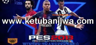 PES 2013 PS3 ZiO Patch Full Winter Transfer Season 2019