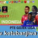 PES 2017 Gojek Liga 1 Indonesia 2019 For PTE Patch 6.5.3