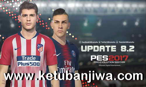 PES 2017 Next Season Patch 2019 Update 8.2