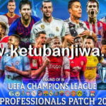 PES 2017 Professionals Patch 5.2 Update Winter Transfer 2019