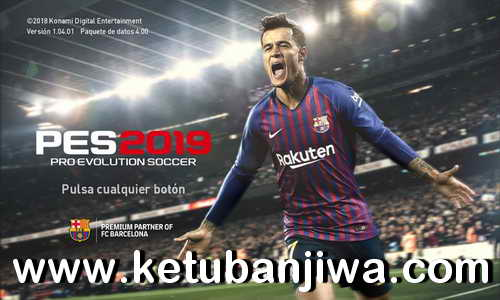 PES 2019 CPY Crack Only 1.04.01 Update Ketuban Jiwa