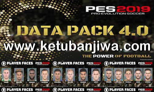 PES 2019 DLC 4.0 AIO Fix For CPY Crack Version by Sofyan Andri Ketuban Jiwa