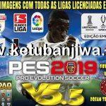 PES 2019 PS4 Option File v5.5 AIO DLC 4.0